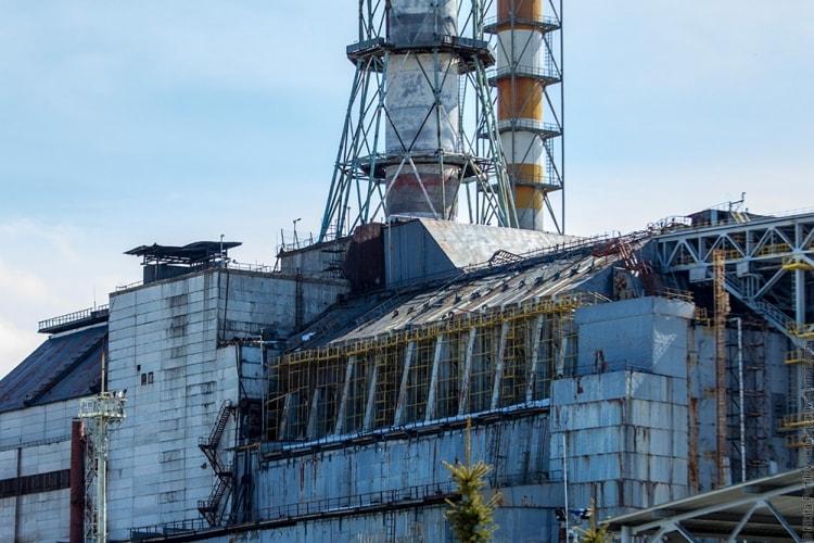 Чернобыльская атомная станциия