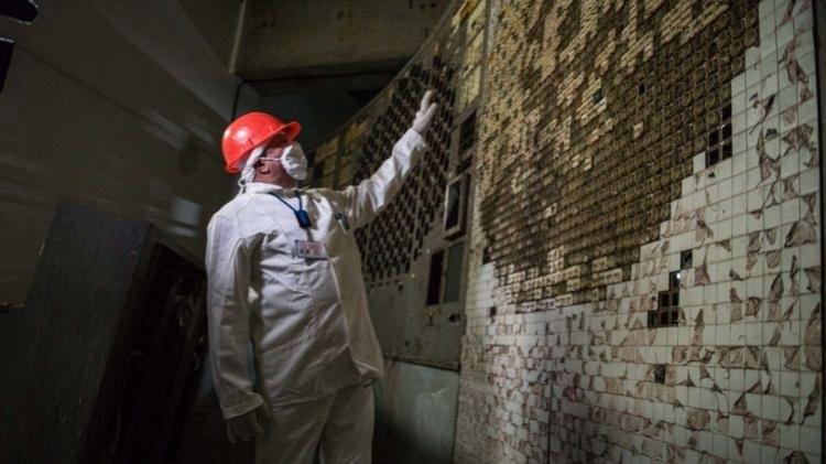 Ликвидатор чернобыльской аварии