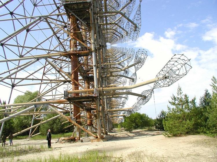 Дуга в Чернобыле 2