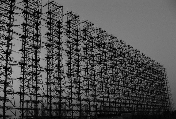Объект Дуга в Чернобыле