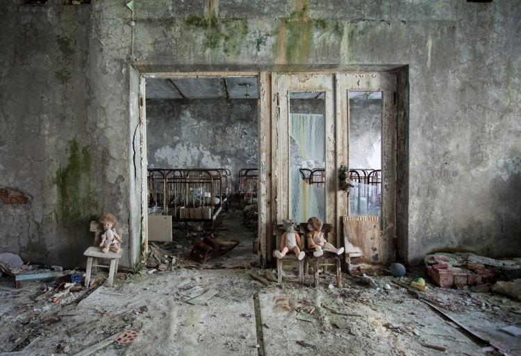 Квартира в Припяти, Чернобыль Тур