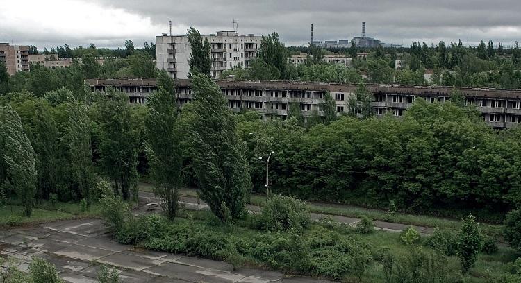 Мертвый город Припять