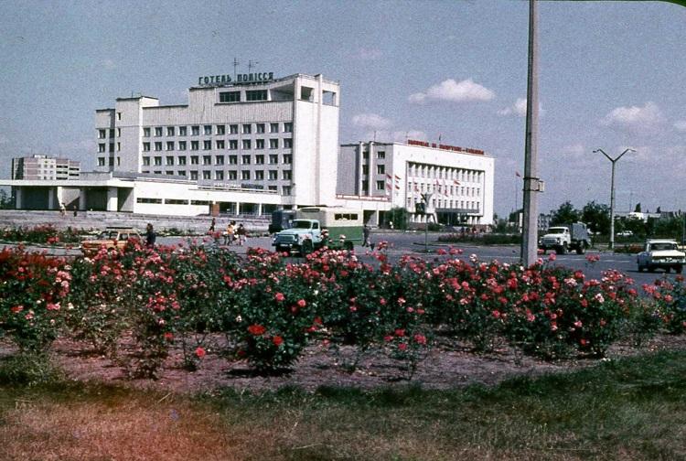 Готель Полисся