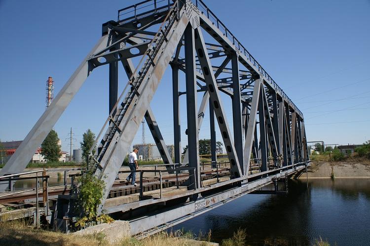 На Мосту смерти в Припяти