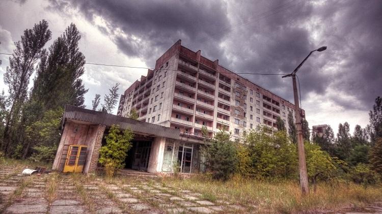Гостиница Полесье в наши дни