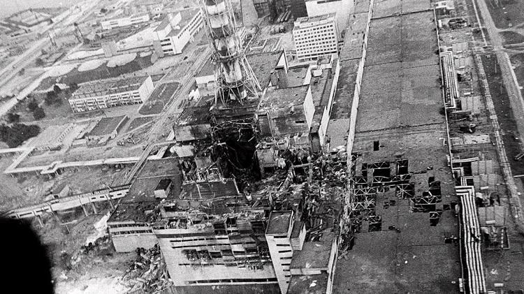 Последствия аварии на ЧАЭС