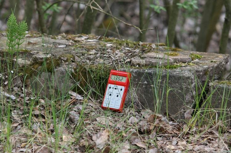 Радиация в Чернобыле сегодня