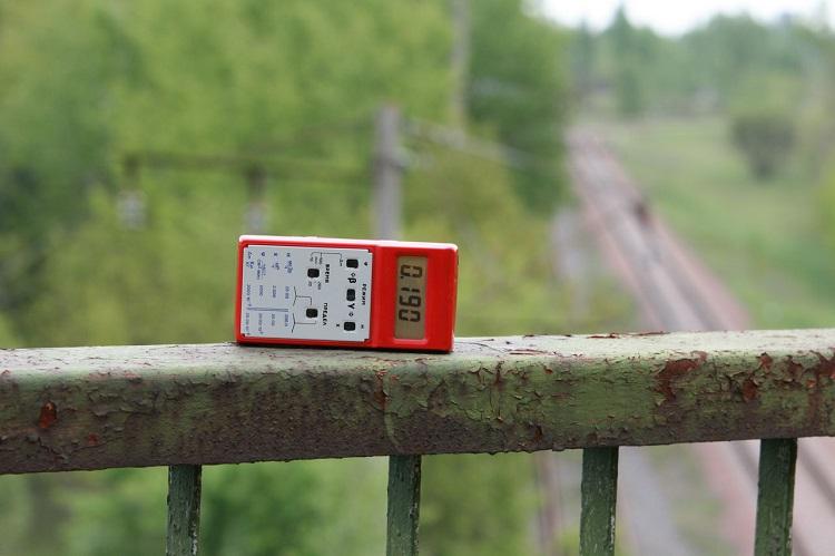 Радиация в Припяти