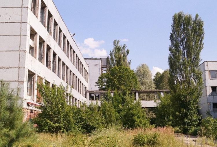 Завод Юпитер в Чернобыле