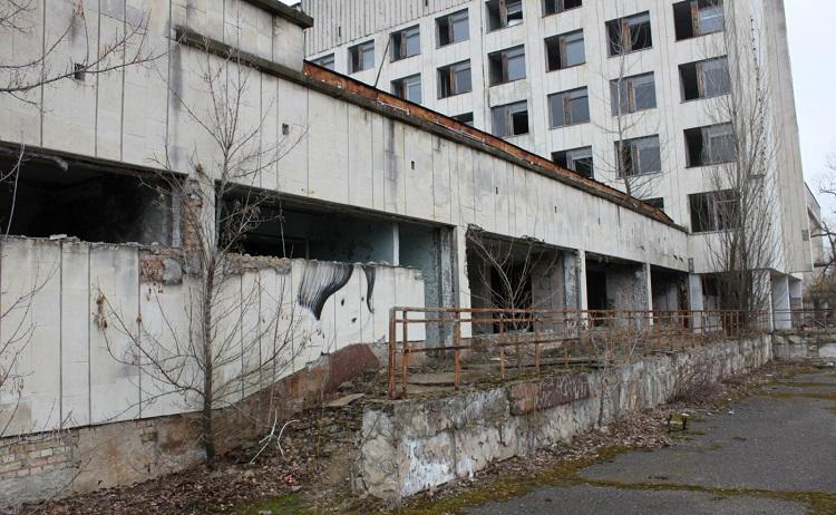 Здание завода Юпитер