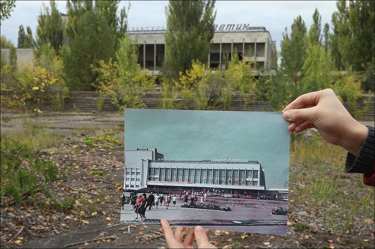 Чернобыль тогда и сегодня