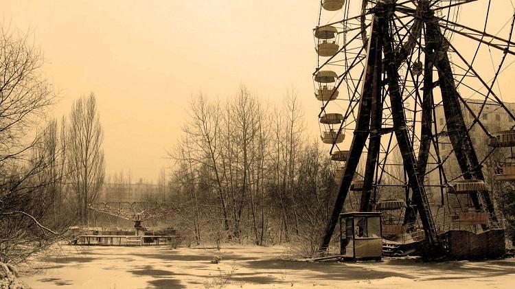 Символ Чернобыля - Чертово колесо