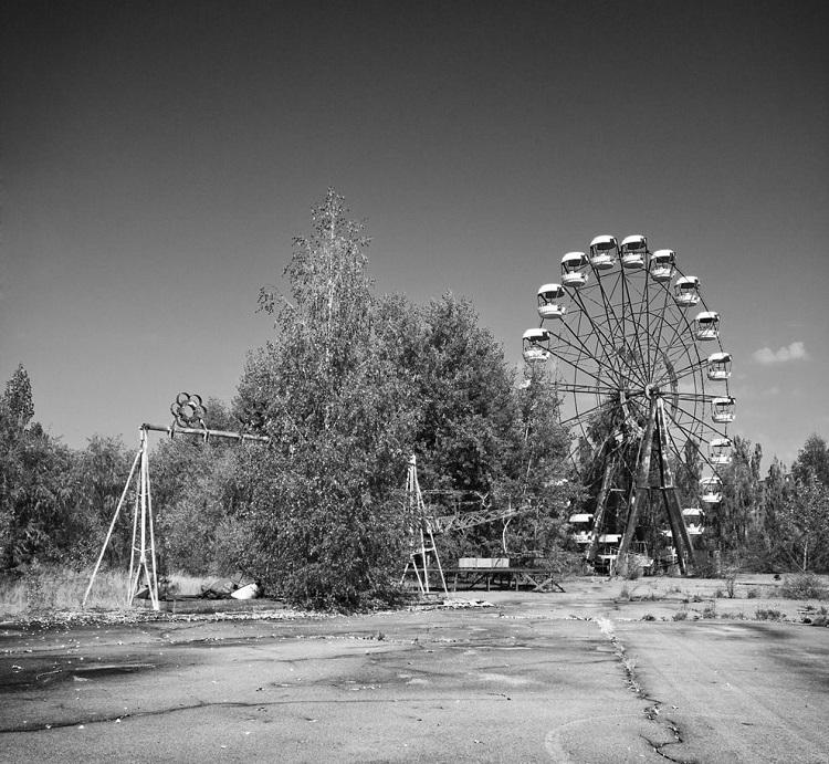 панорамы Чернобыля