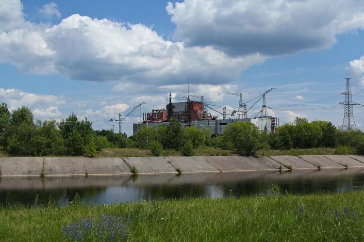 Панорамы Чернобыля 4 энергоблок