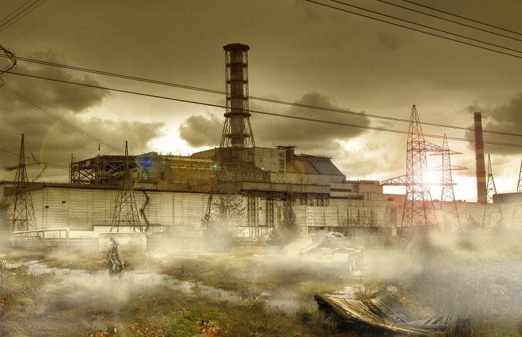 Четвертый энергоблок ЧАЭС