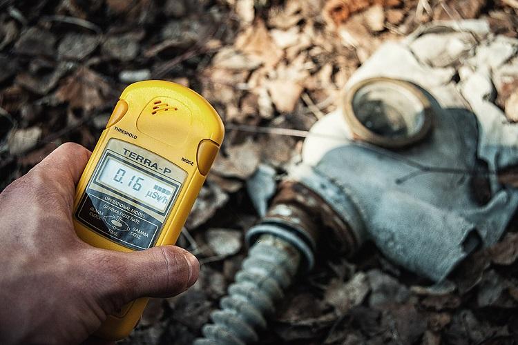 Радиация в Чернобыле