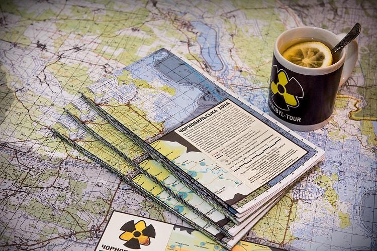 Карты и брошюры