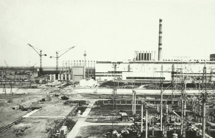 ЧАЭС до аварии 1986 года