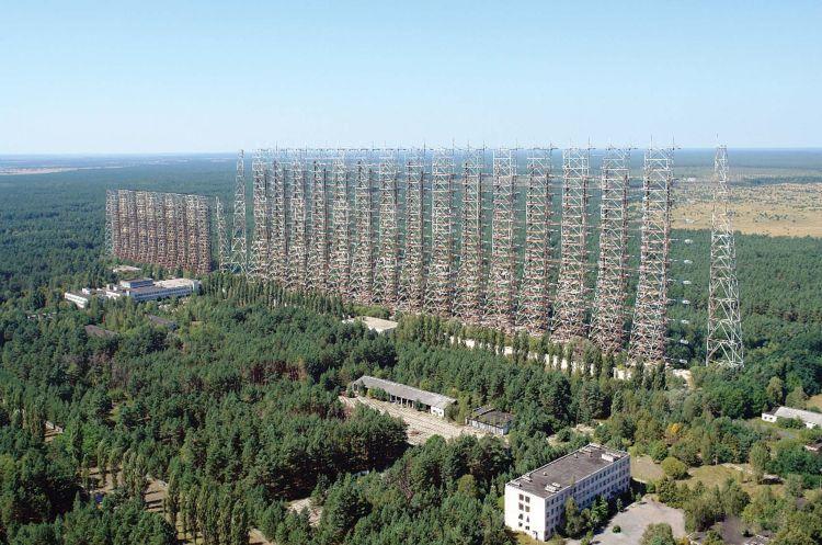 Чернобыль-2 на фото