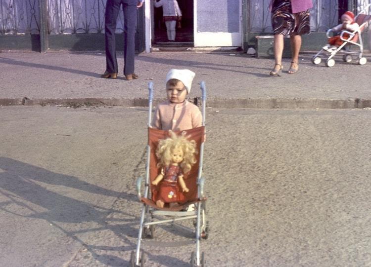 Ребенок в Припяти до аварии
