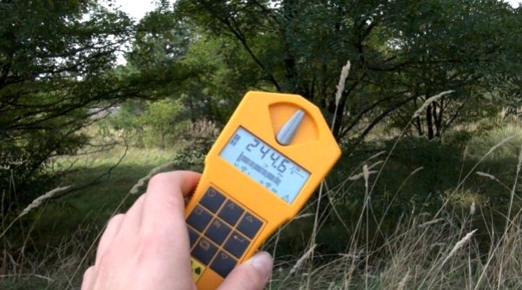 Уровень радиации в Чернобыле сегодня