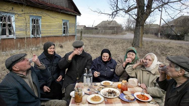 Жизнь под Чернобылем