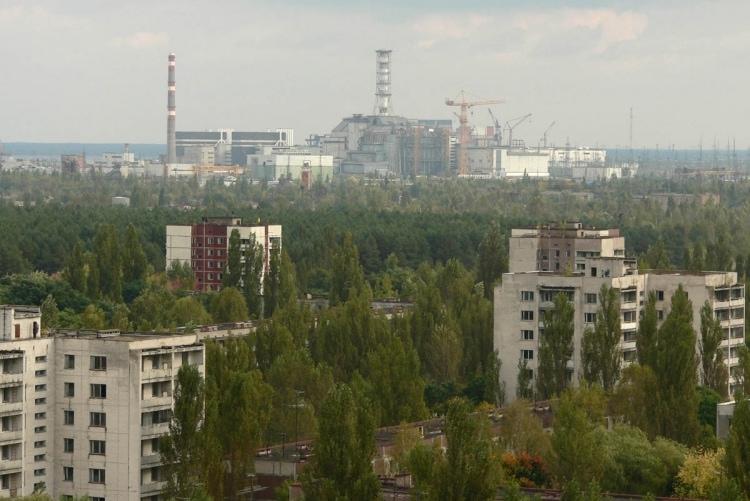 АЭС в Чернобыле