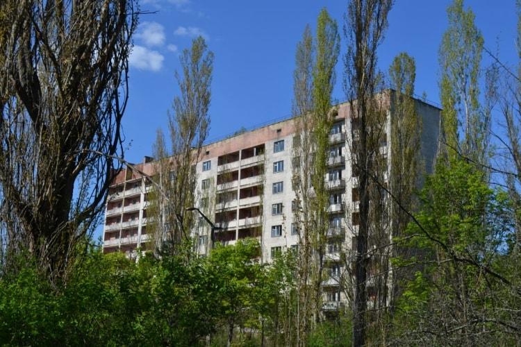 Экскурсия в Чернобыль из Минска
