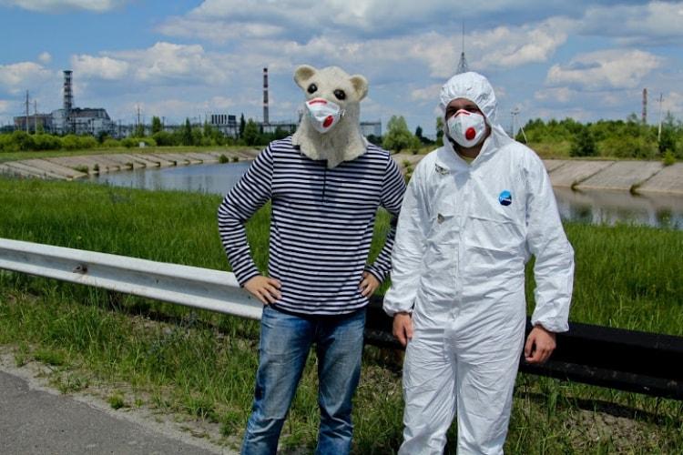 Можно ли попасть в Чернобыль