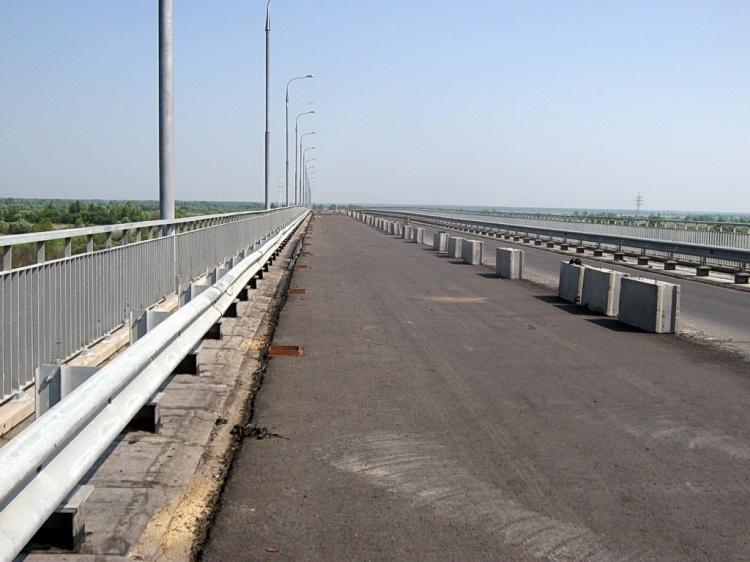 Мост смерти в Припяти