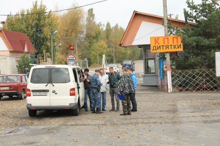 Экскурсии в Чернобыль из Киева цены
