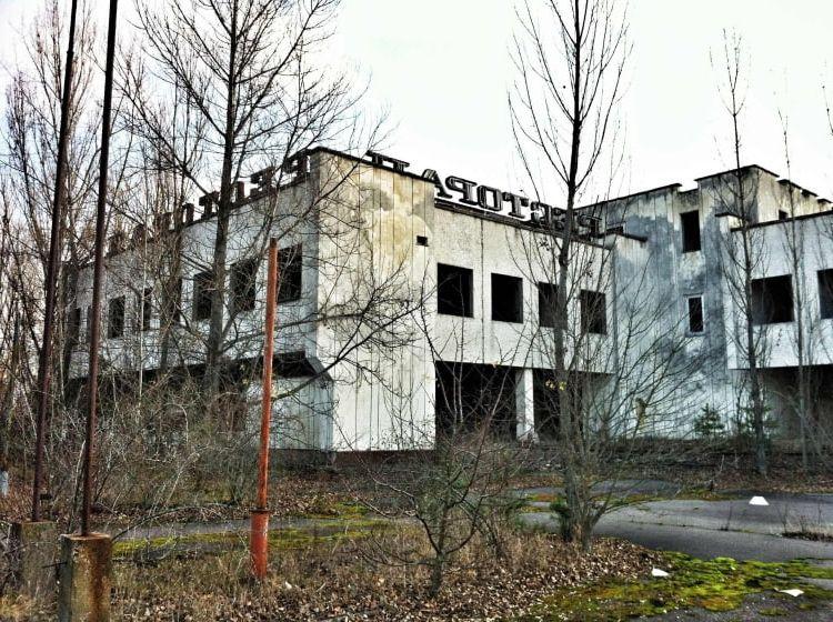 Почему никто не живет в чернобыле