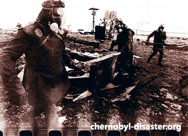1986 Chernobyl disaster