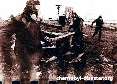 1986 Chernobyl disaster