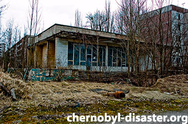 Chernobyl after the accident