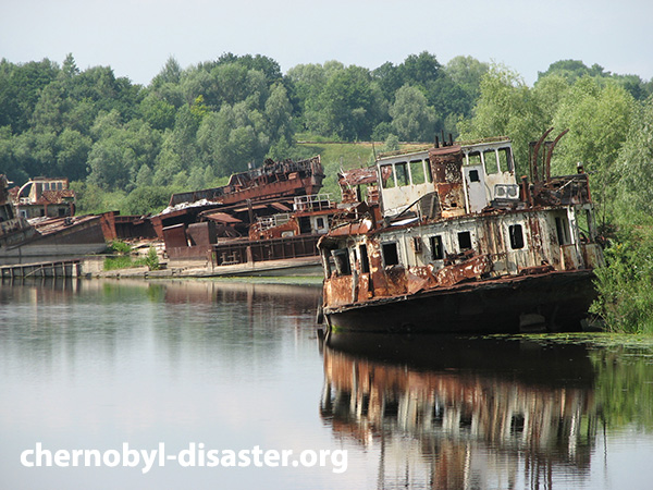 Chernobyl disaster now