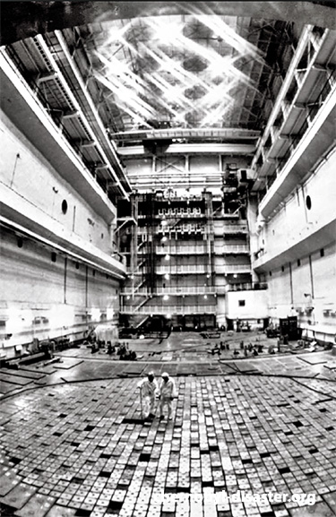 Chernobyl in 1986