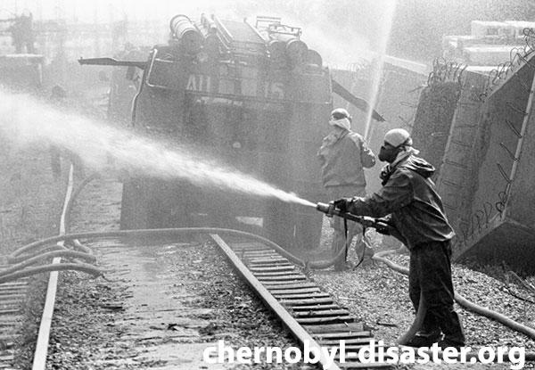Chernobyl people