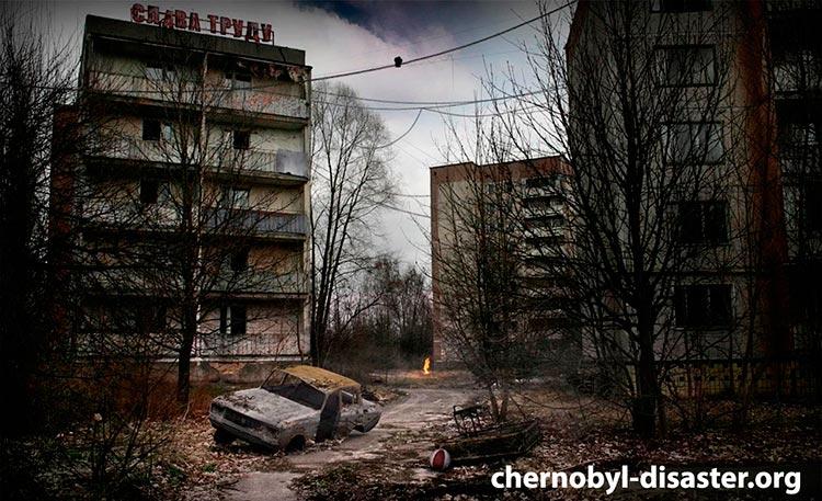 Pripyat ghost town