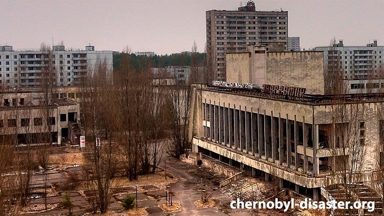 Pripyat tour. Visiting Pripyat today