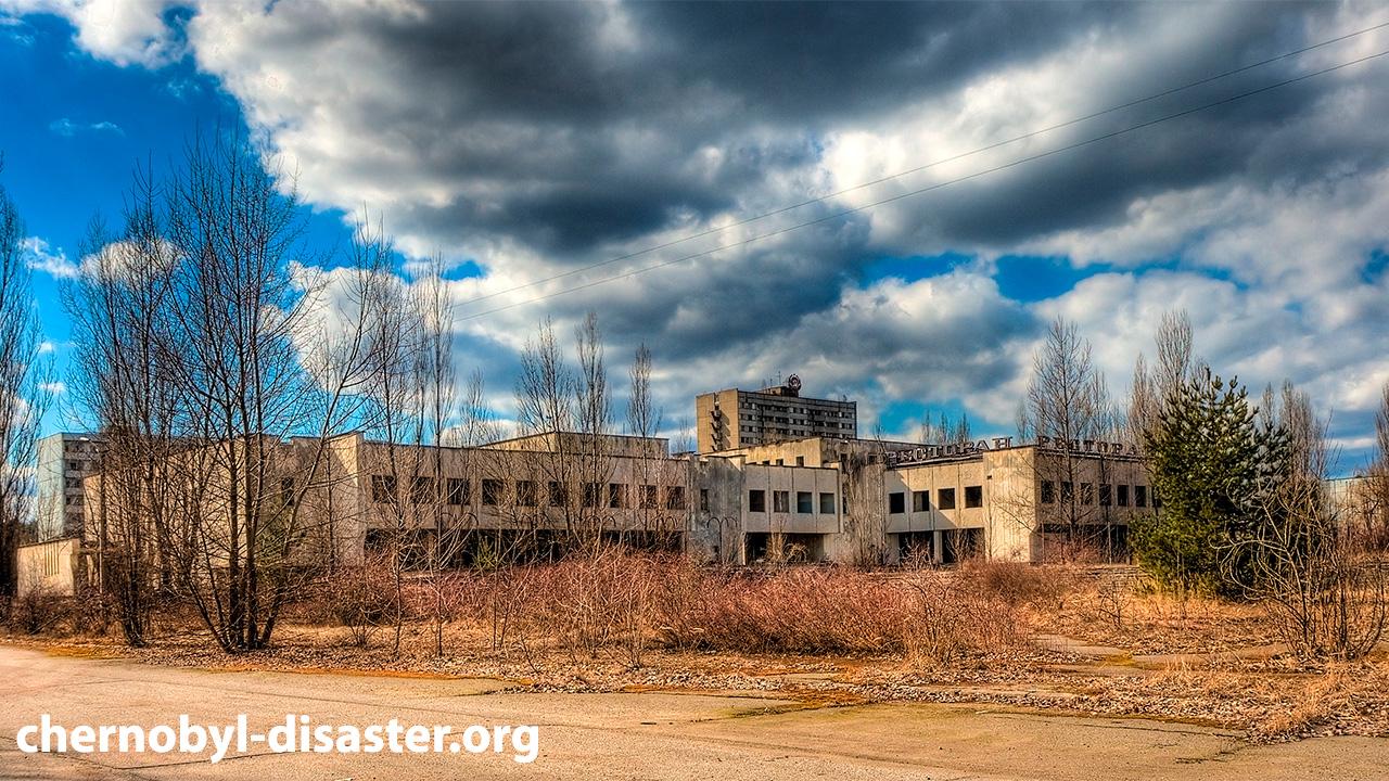 Pripyat Ukraine - ghost city
