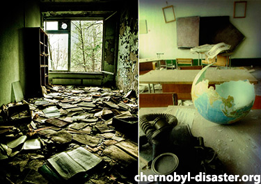 Surviving disaster Chernobyl