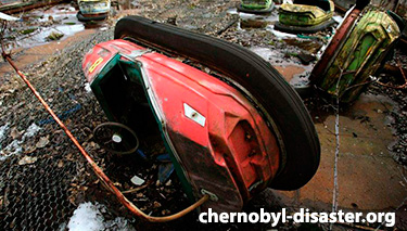 Chernobyl city today