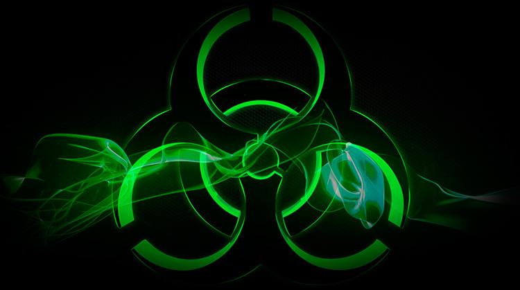 Alpha radiation