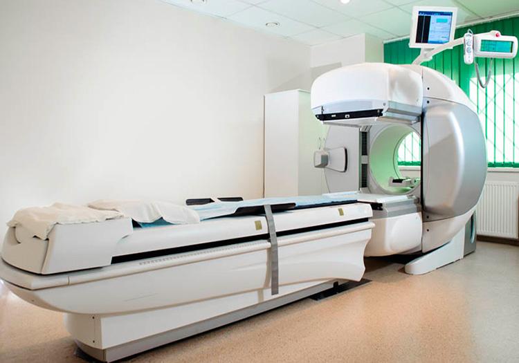Radionuclide scan