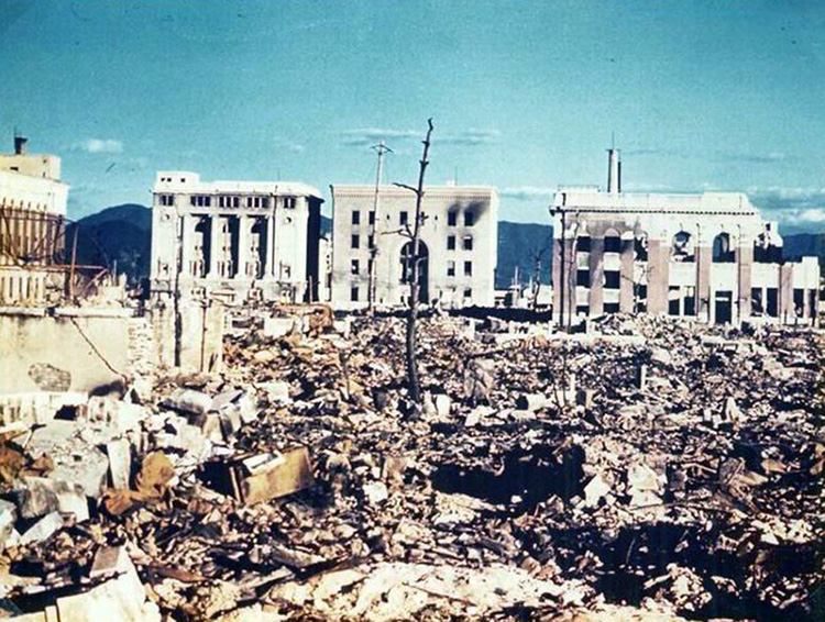 an introduction to the issue of american atomic bombs on hiroshima japan Captured after the atomic bomb was dropped in hiroshima, japan but this decline in american support for the use of atomic bombs pew research center.
