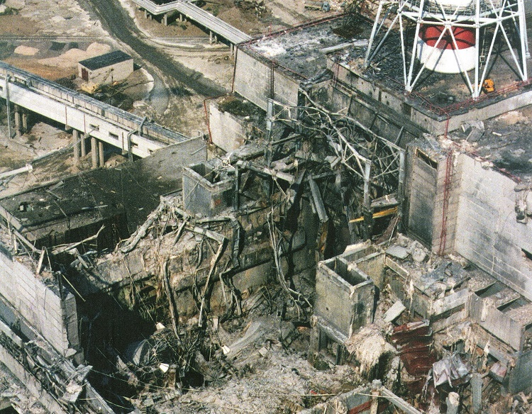 the nuclear accident in chernobyl essay