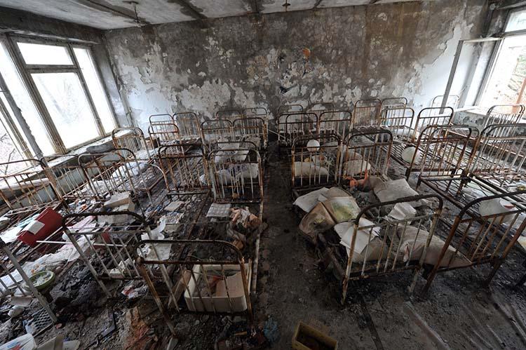 Чернобыль как оно было на самом деле