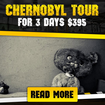 3 days tour to Chernobyl