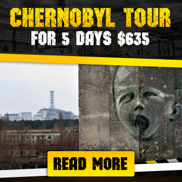 5 days Tour to Chernobyl